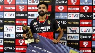 IPL 2020: Mohammed Siraj Wasn't Supposed to Open The Attack And Then Virat Kohli Had a Change of Heart