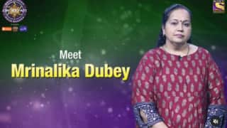Meet Mrinalika Dubey, KBC 12's First Contestant to Take Home Rs. 25,00,000