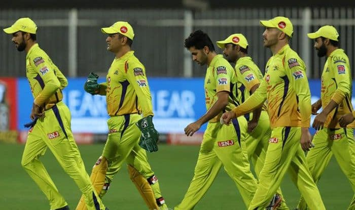 IPL 2020: CSK Fail to Make Playoffs For the First Time in History