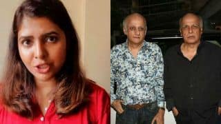 Luviena Lodh Reacts to Mukesh-Mahesh Bhatt's Defamation Suit, Shares New Video on Social Media