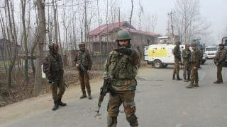 Jammu & Kashmir: Two Terrorists Killed in Encounter With Security Forces in Srinagar's Rambagh