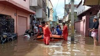 PM Assures Andhra, Telangana of All Help After Heavy Rains Cause Loss of Lives, Damage | Highlights