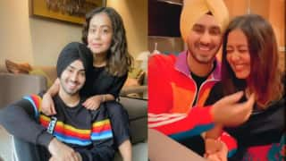 It's Official! Neha Kakkar Confirms Being in a Relationship With Punjabi Singer Rohanpreet Singh