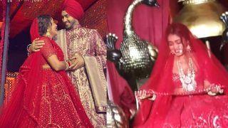 Neha Kakkar's Grand Bridal Entry, Rohanpreet Singh's Performance - All The Videos From Their Lavish Delhi Wedding