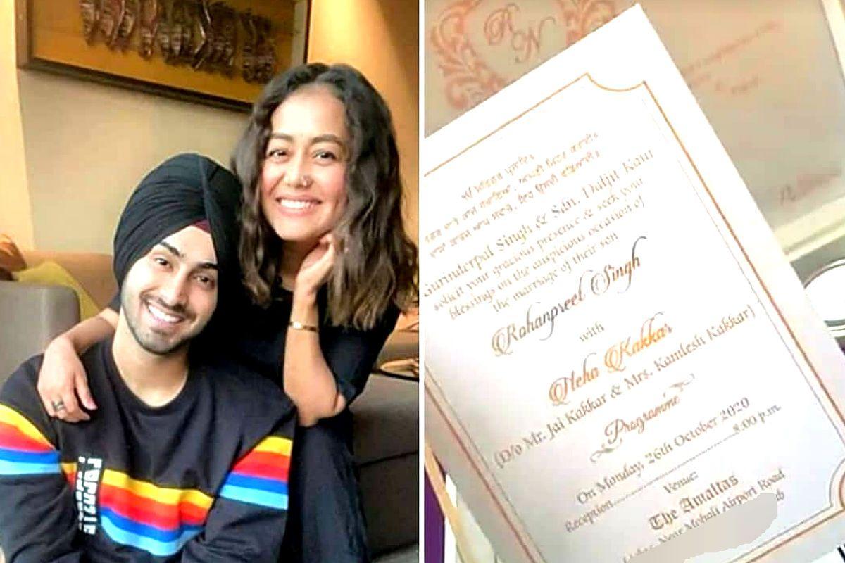 neha kakkars wedding details