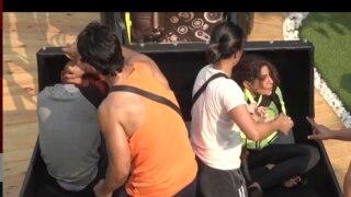 Bigg Boss 14 October 9 Written Episode: Contestants Ruin Nikki Tamboli's Makeup in Immunity Task