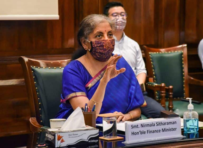 Budget 2021: Nirmala Sitharaman Holds Pre-Budget Meeting With Finance Ministers From All States
