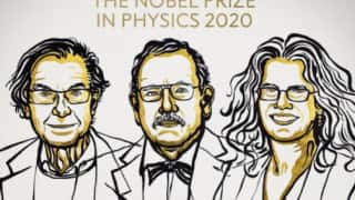 Nobel Prize in Physics Jointly Awarded to Roger Penrose, Reinhard Genzel & Andrea Ghez For Black Hole Research
