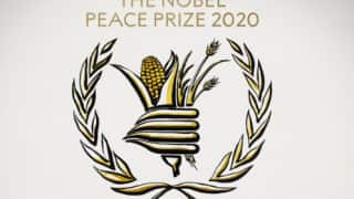 Nobel Peace Prize 2020 Awarded To World Food Programme For Its Efforts to Combat Hunger
