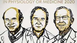 Nobel Prize in Medicine Awarded to Harvey J. Alter, Michael Houghton & Charles M. Rice For Discovery of Hepatitis C Virus