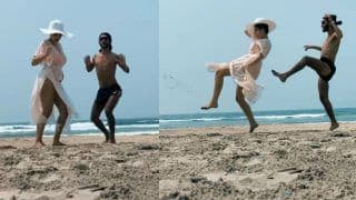 Nora Fatehi Shakes a Leg on a Beach, Looks All Charged up After India's Best Dancer