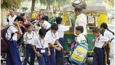 School Reopening in Delhi: स्कूल न खोलने के पक्ष में पैरेंट्स, सरकार से जीरो एकेडमिक ईयर घोषित करने की मांग की