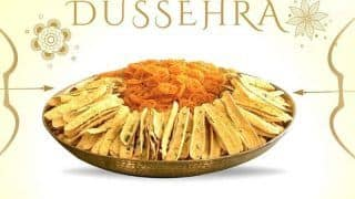 Happy Dussehra 2020: Eat These 5 Food Items on Vijayadashmi to Bring Good Luck