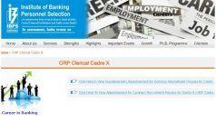 IBPS Clerk Recruitment 2020: आईबीपीएस ने 2557 क्लर्क के पदों पर आवेदन करने का दिया एक और मौका, इस दिन से करें आवेदन