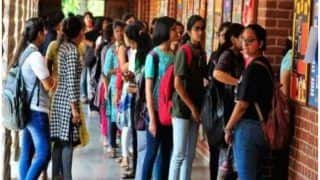 Delhi University to Reopen For Final Year Students With Full Staff Strength From Feb 1