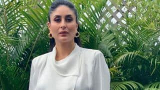 Mommy-to-be Kareena Kapoor Khan Looks Sassy in Rs 6k White Top, See PICS
