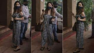 Yami Gautam Carries a Louis Vuitton Bag Worth Rs 97k While She Goes For Outing