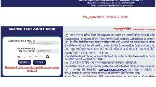 MP PAT Admit Card 2020 Released: प्रोफेशनल एग्जामिनेशन बोर्ड ने जारी किया PAT 2020 का एडमिट कार्ड, ऐसे करें डाउनलोड