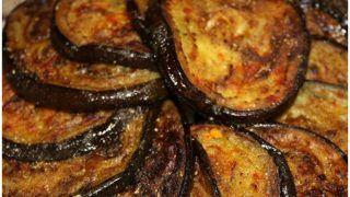 Durga Puja Special Recipe:  घर पर बनाएं बंगाली डिश बैंगन भाजा, ये है आसान रेसिपी