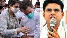 राहुल गांधी से धक्का-मुक्की पर सचिन पायलट ने पोस्ट की ये तस्वीर, कहा- यूपी सरकार का अहंकार चकनाचूर होगा