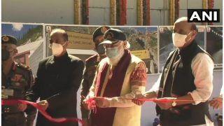 Atal Tunnel: PM मोदी ने सामरिक रूप से महत्वपूर्ण दुनिया की 'सबसे लंबी' Atal Tunnel का किया उद्घाटन, खास बातें...