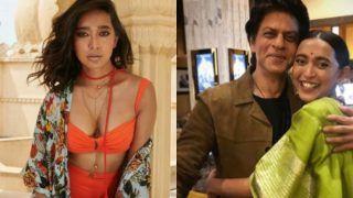 शाहरुख़ खान के इस ट्वीट परसयानीगुप्ता का फूटा गुस्सा, लिखा- 'सच बोलना सीखें'