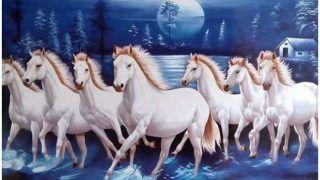 Vastu Tips: जानें क्यों दीवारों पर लगाई जाती है भागते हुए सात घोड़ो की तस्वीरें? ये है इसके पीछे का कारण