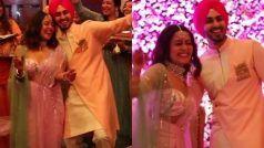 नेहा कक्कड़-रोहनप्रीत सिंह के रोका सेरेमनी का VIDEO हुआ VIRAL, मस्ती मेंझूम रहे हैं दोनों!