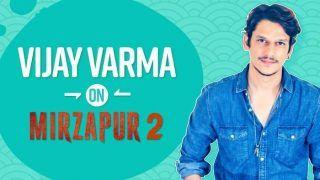 गली बॉयके बाद विजय वर्मा का मचा है भौकाल, मिर्जापुर 2 के बारे में कही ये बात