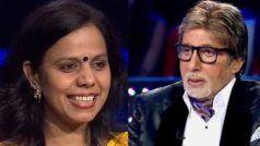 KBC 12: Chhavi Kumar बनेंगीइस साल की पहली करोड़पति? 1 करोड़ रूपए के सवाल से होगा सामना
