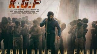 KGF Chapter 2: Yash Resumes Shooting of The Film From Tomorrow, Shoot To Wrap Up By October End