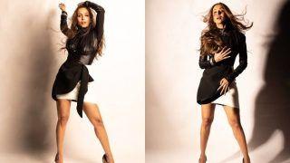 Malaika Arora Looks Smoking Hot in Rs 84k Mini Dress, See PICS