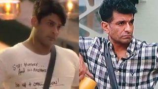 Bigg Boss 14 October 6, 2020 Written Updates: Sidharth Shukla is Back in Action! It's Eijaz Khan, Gauahar Khan vs Sidharth Shukla