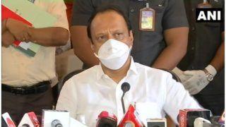 महाराष्ट्र के डिप्टी CM अजीत पवार कोरोना वायरस से संक्रमित, मुंबई के अस्पताल में कराया गया भर्ती