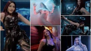 Naach Meri Rani Out: Check Fatehi's Robotic Looks to Sizzling Dance Moves in Guru Randhawa's Song