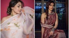Karwa Chauth 2020 Hairstyle: इस करवा चौथ ट्राई करें ये लेटेस्ट हेयरस्टाइल, दिखेंगी सबसे अलग