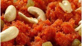 Karwa Chauth 2020 Recipe:  करवाचौथ के दिन पत्नी के लिए बनाएं स्पेशल गाजर का हलवा, हो जाएंगी खुश