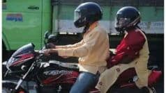 बिना हेलमेट बाइक चलाने पर अब खैर नहीं! ड्राइविंग लाइसेंस पर इतने दिनों तक लग सकता है बैन