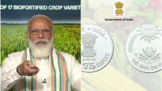 पीएम मोदी ने FAO की 75वीं वर्षगांठ पर 75 रुपये का स्मारक सिक्का जारी किया
