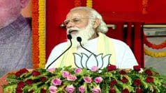 Those Responsible For Making Bihar Bimaru Won't be Allowed to return: PM Modi | LIVE Updates
