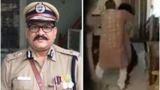 Remember The IPS Officer Caught Beating Wife in Viral Video? MHA Has Confirmed His Suspension