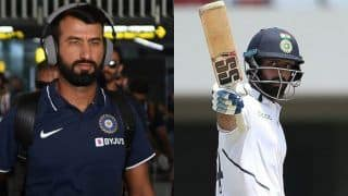 Cheteshwar Pujara, Hanuma Vihari to Join Rest of India Squad For Australia Tour in Dubai
