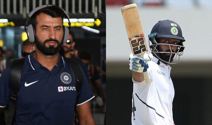 India Vs Australia 2020 Cheteshwar Pujara Hanuma Vihari To Join Rest Of Squad In Dubai Cricket News