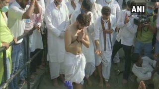 राजकीय सम्मान के साथ हुआ रामविलास पासवान का अंतिम संस्कार, चिराग पासवान ने दी मुखाग्नि