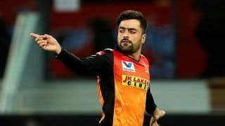 IPL 2020: SRH Star Spinner Rashid Khan Reveals His Biggest Strength