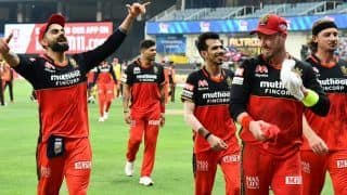 RCB Eye Win Over Confident SRH to Secure Play-Offs Berth