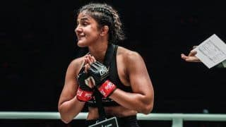 Not Far From Achieving my Dream of Becoming MMA World Champion: Ritu Phogat
