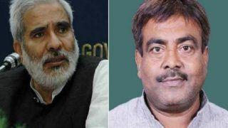 Bihar Election: रघुवंश बाबू की नहीं मानी बात, तेजस्वी ने रामा सिंह को थमा ही दिया लालटेन