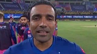 We Could Have Taken More Time to Adjust to The Wicket's Pace: Robin Uthappa