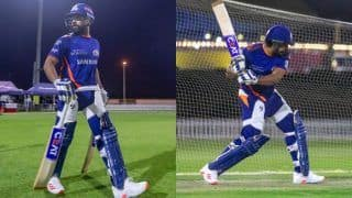 Rohit Sharma Spotted Practising For Mumbai Indians After Not Being Named For Australia Tour, Sunil Gavaskar Demands Transparency